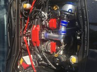 Picture of 2015 Subaru BRZ Limited, engine