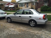 Picture of 2002 Hyundai Accent GL, exterior