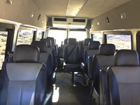 Picture of 2005 Dodge Sprinter 3 Dr 2500 High Roof 158 WB Passenger Van Extended, interior