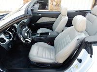 Picture of 2014 Ford Mustang V6 Convertible, interior
