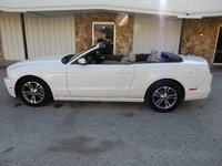 Picture of 2014 Ford Mustang V6 Convertible, exterior