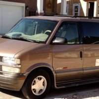 Picture of 2000 Chevrolet Astro AWD Passenger Van Extended, exterior