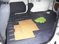 Picture of 2013 Ford Transit Connect Cargo XLT, interior
