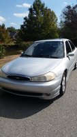 Picture of 1998 Ford Contour SVT 4 Dr STD Sedan, exterior