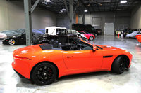 Picture of 2014 Jaguar F-TYPE S Convertible, exterior