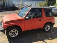 Picture of 1995 Geo Tracker 2 Dr STD Convertible, exterior