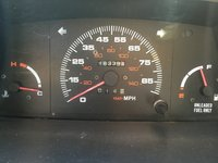 Picture of 1995 Geo Tracker 2 Dr STD Convertible, interior