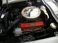Picture of 1966 Chevrolet Corvette Convertible Roadster, engine