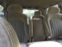 1998 GMC Safari 3 Dr SLT Passenger Van Extended, bench seats in back, interior