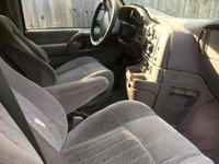 1998 GMC Safari 3 Dr SLT Passenger Van Extended, microsuede upholstery, interior