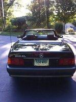Picture of 1993 Mercedes-Benz SL-Class 500SL, exterior