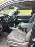 Picture of 2008 Toyota Sequoia Limited, interior