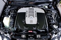 Picture of 2005 Mercedes-Benz CL-Class 2 Dr CL65 AMG, engine