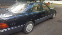 1990 Lexus LS 400 Picture Gallery
