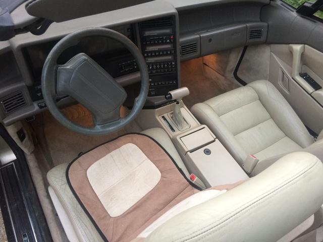 Picture of 1992 Cadillac Allante FWD, interior, gallery_worthy