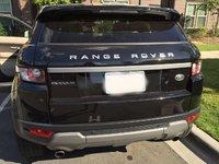 Picture of 2015 Land Rover Range Rover Evoque Pure Premium Hatchback, exterior