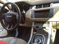 Picture of 2015 Land Rover Range Rover Evoque Pure Premium Hatchback, interior