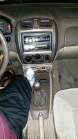 Picture of 2001 Mazda Protege DX, interior