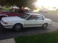 Picture of 1989 Buick Century Custom Sedan, exterior
