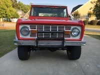 1976 Ford Bronco Picture Gallery