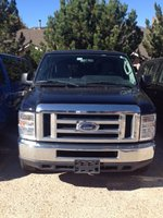 Picture of 2009 Ford E-Series Wagon E-350 XLT Super Duty Ext, exterior