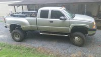 Picture of 2004 Chevrolet Silverado 3500 4 Dr Work Truck Extended Cab LB DRW, exterior