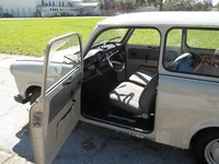 1965 Trabant 601 Overview