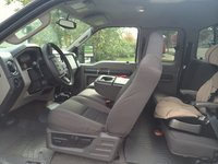 Picture of 2010 Ford F-250 Super Duty XLT SuperCab, interior