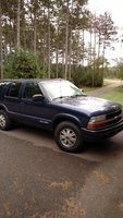 Picture of 2005 Chevrolet Blazer 4 Door LS 4WD, exterior