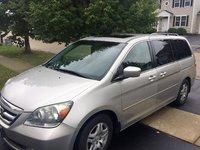 Picture of 2007 Honda Odyssey EX-L w/ DVD, exterior