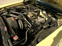 Picture of 1974 Mercury Cougar, engine