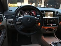 Picture of 2014 Mercedes-Benz M-Class ML350 4MATIC, interior