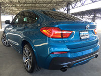 2016 BMW X4 M40i, Drivers rear qtr, exterior
