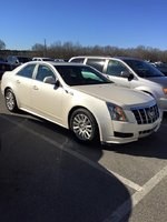 Picture of 2012 Cadillac CTS 3.0L Luxury, exterior