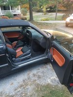 Picture of 2000 Saab 9-3 Viggen Convertible, interior