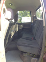 Picture of 2004 Dodge Ram 3500 SLT Quad Cab LB DRW 4WD, interior