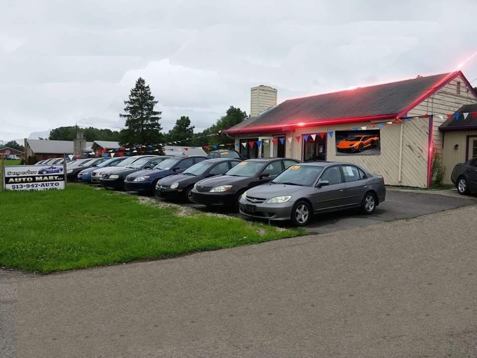 Superior Auto Mart Amelia Oh Read Consumer Reviews Browse Used