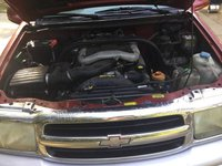 Picture of 2001 Chevrolet Tracker LT 4WD, engine