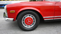 1971 Mercedes-Benz SL-Class Picture Gallery