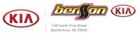Benson Kia logo
