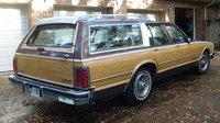 1989 Pontiac Safari Overview