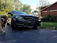 Picture of 2015 Mercedes-Benz C-Class C350 4MATIC Coupe, exterior
