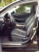 Picture of 2014 Lexus IS 250 AWD, interior