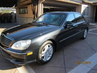 Picture of 2001 Mercedes-Benz S-Class S600, exterior