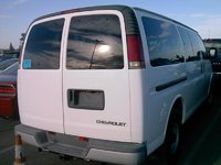 Picture of 2001 Chevrolet Express G3500 LS Passenger Van, exterior