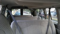 Picture of 2001 Chevrolet Express G3500 LS Passenger Van, interior
