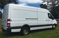 Picture of 2013 Mercedes-Benz Sprinter Cargo 3500 170 WB DRW Cargo Van, exterior