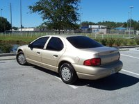 Picture of 1999 Plymouth Breeze 4 Dr STD Sedan, exterior