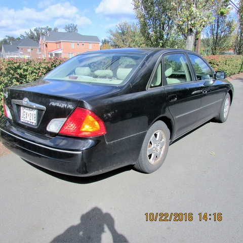 Picture of 2001 Toyota Avalon XL