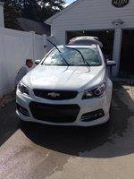 2014 Chevrolet SS Base, 2014 Chevrolet SS sedan